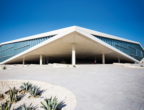 Specialised Movers and The Qatar National Library