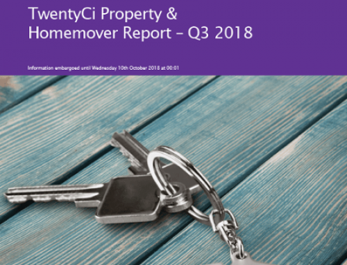 TwentyCi Property & Homemover Report: Q3 2018