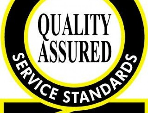 "QSS GAINS EXTENDED UKAS ACCREDITATION TO AUDIT BS 8522 INCLUDING A ""UKAS"" TICK"
