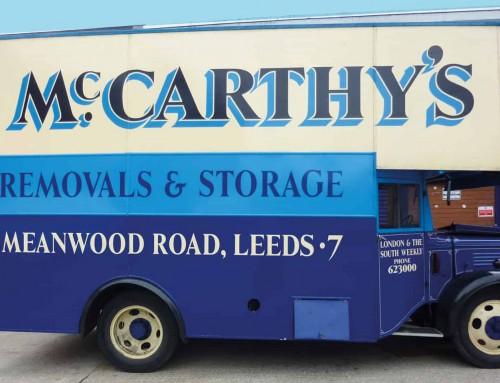 McCarthy's Removals & Storage