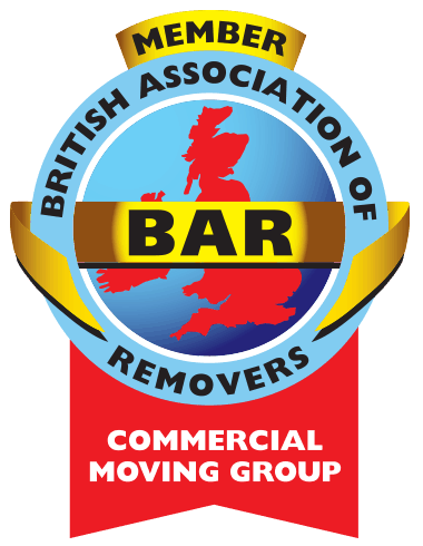 Commercial Moving Group Logo