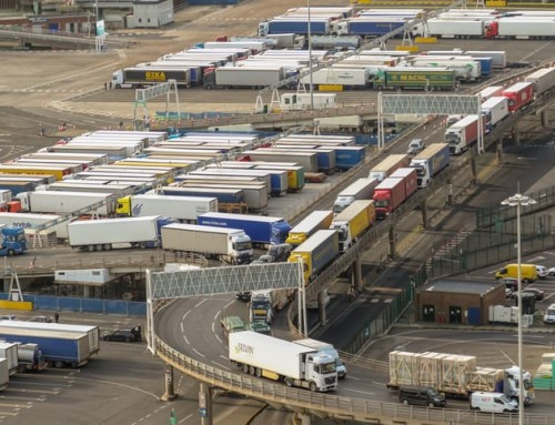 Calais – Attacks on truckers have to stop