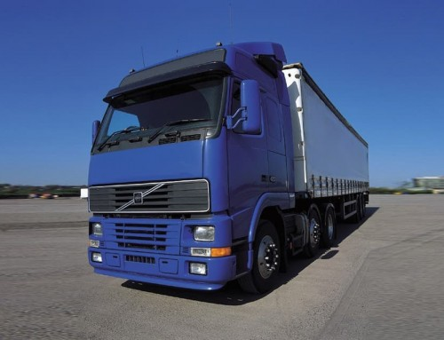 Revised form to record details of a heavy goods vehicle (HGV)